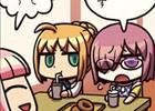 「もっとマンガで分かる!Fate/Grand Order」第70話では役者として注目され始めたマシュに対してサーヴァントが…?