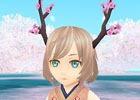 iOS/Android「トーラムオンライン」桜色の装備で春気分!「春イベント 2017」が開催