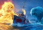 火の陣と水の陣が真っ向勝負!「World of Warships」初のチーム対抗イベント「クラッシュ・オブ・ジ・エレメンツ」が開催