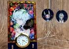 「追放選挙」のイラストが楽しめるアクリル時計がヴィータ・ソリューションズより発売!