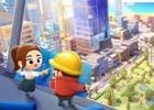 カジュアル都市開発ゲーム「City Mania~ゆかいな仲間と街づくり~」がiOS/Android向けに配信開始