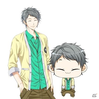 遊佐浩二さんの声で名前を読んでくれる!イケメンをお店で接客するゲームアプリ「恋のよろずやmini」iOS版が配信中