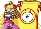 iOS/Android「にゃんこ大戦争」にて「ケリ姫スイーツ」とのコラボ復刻イベントが開催!新たにプリンセスケリ姫号が参戦