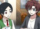 Mobage「魔法科高校の劣等生 スクールマギクスバトル」で期間限定イベント「将輝とジョージのスウィートカフェタイム」が開催!