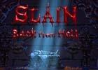 ゴア満載のヘヴィメタルアクションゲーム「Slain: Back from Hell」がPS4/PS Vita向けに5月26日配信