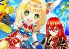 iOS/Android「白猫テニス」にWSSを持つソアラ(CV:新井里美)&ディーン(CV:逢坂良太)が登場!