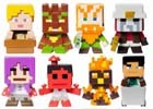 「マインクラフト」のミニフィギュア「バイオームセトラーズシリーズ」「バイオームプレイセット」「プレイセット 第2弾」が6月上旬発売