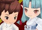 「秘密の宿屋」と「つぐもも」のコラボイベントがスタート!かずや、桐葉といったキャラクターが3Dのヒーローに