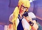 PS4/PC「ストリートファイターV」アレンジコスチューム「学生服」第2弾が6月28日に配信決定!