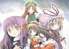 霊夢、紫、白蓮、美鈴と幻想郷の怪異を解決!PS Vita「東方幻想魔録W」が6月29日に配信