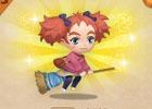 iOS/Android「LINE バブル2」映画「メアリと魔女の花」コラボイベントが開催!LINEスタンプも配信
