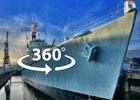Wargamingが駆逐艦HMSキャヴァリアのVRプロジェクトを発表―GoogleのVRプラットフォームにて360度見渡せるツアーが公開!