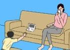 """誰もが経験した""""あのピンチ""""を乗り越えろ―「ママにゲーム隠された」3DS版が配信開始!"""