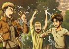 3DS「進撃の巨人 死地からの脱出」アニメ制作陣の描き下ろしイラストつき「追加コンテンツ第3弾」が配信!