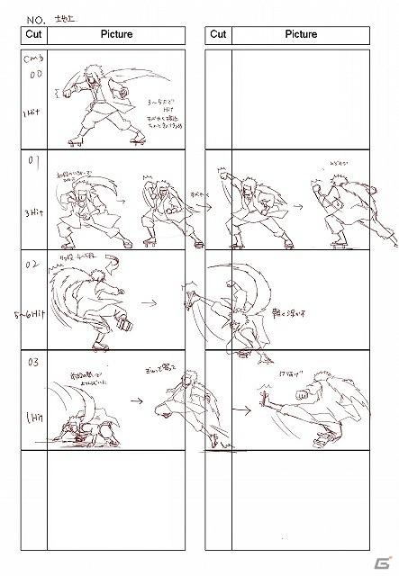 """PS4「NARUTO-ナルト- 疾風伝 ナルティメットストームトリロジー」キャラクターに命を吹き込む""""モーション""""を解説した第2回開発者ブログが公開!"""