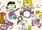 PLAZAと「スヌーピードロップス」のコラボが開催決定!スヌーピーと一緒にガールズバンドを楽しもう