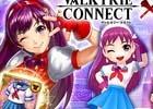 iOS/Android「ヴァルキリーコネクト」KOFコラボに「草薙京」と「麻宮アテナ」の専用コスチューム衣装が登場!