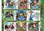 3DS「世界樹と不思議のダンジョン2」東京・大阪で店頭体験会が開催決定!記念A4クリアファイルのプレゼントも