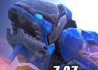 PS4/PC「フィギュアヘッズ」アイアンフォスル型の武器が手に入る!「ダライアスバースト クロニクルセイバーズ」コラボが7月27日スタート
