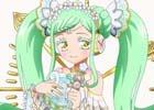 AC「アイドルタイムプリパラ」新キャラクター・ファララ&ガァララが公開!キーアイテム「アイドルタイムハープ」も発売決定