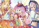 3DS「めがみめぐり」8月の季節衣装は和風のくノ一と浴衣衣装!イベント情報などが公開