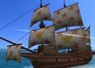 """「大航海時代 Online」新拡張パック「Order of the Prince」ワールドガイド第2弾が公開!新機能""""カスタム造船""""や新船種を紹介"""