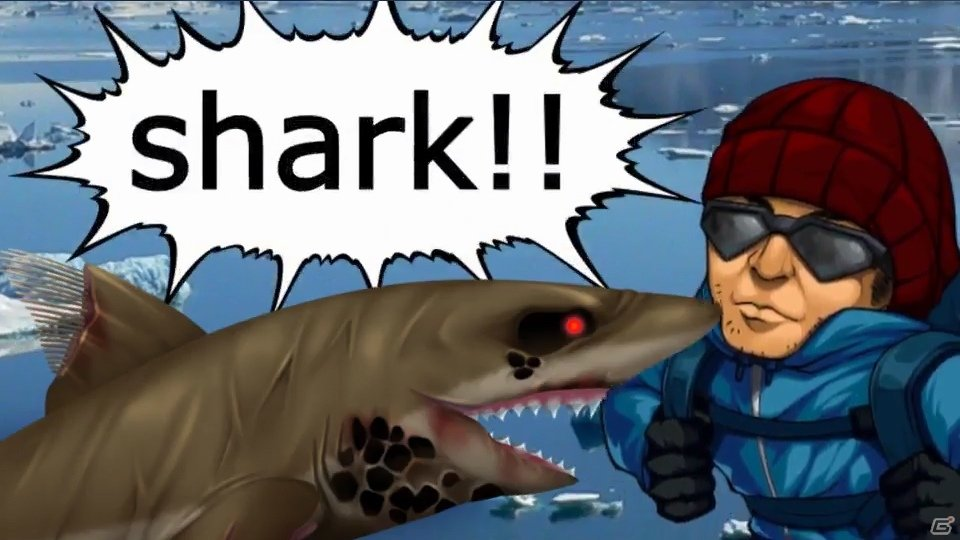 いろんなタイプのサメを育成する「シャークトピア ~人食い鮫たちの楽園(エデン)~」がAndroid向けに配信
