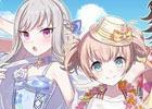 iOS/Android「ゴシックは魔法乙女」水着総選挙イベントとリゾート水着ガチャが開催!
