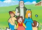 iOS/Android「LINE POP2」にハイジやクララが登場!アニメ「アルプスの少女ハイジ」とのコラボが開始