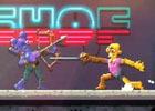多彩なゲームモードを搭載したPS4向けハイスピード剣戟アクション「Nidhogg 2」が2017年9月に配信!