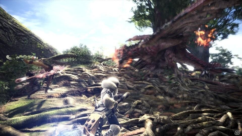 武器の新アクションで狩りはどうなる?「モンスターハンター:ワールド」プレイレポート(後編)