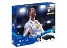 PS4本体と「FIFA 18」がセットになった「PlayStation4 FIFA 18 Pack」が9月29日に数量限定で発売