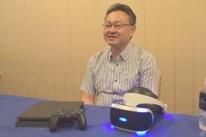 【TGS 2017】リリースラッシュの続くSIE WWSのタイトル開発やPS VR、PlayLink(仮称)の展開などを吉田修平氏に聞く