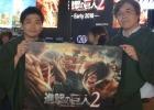【TGS 2017】「進撃の巨人2」生番組で公開となった情報について鯉沼P、鈴木Dに直撃!