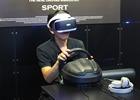 【TGS 2017】2年目のPS VRを占う最新作を体験―「ANUBIS」「グランツーリスモSPORT」「Bravo Team」試遊レポート