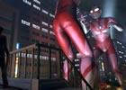 【TGS 2017】ウルトラマンとにせウルトラマンの激闘の中を逃げ惑う「巨影都市」冒頭部分をプレイ