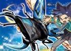 AC「新甲虫王者ムシキング 超神化2弾」が稼働開始―協力しながら競い合う「ヒーロースコア」や新カードが追加