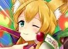 iOS/Android「ロストクルセイド」に「モン娘☆は~れむ」のキャラが登場!コラボイベント「ドSのきつねとシノビのたぬき」がスタート
