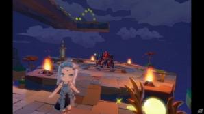 お姫様を塔の頂上へと導くPS VR向けインディーパズルゲーム「Light Tracer」が10月19日より配信