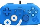 軽くてコンパクトなPS4用「ワイヤードコントローラー」が10月19日に発売!デザインはホワイトとスライムエディションの2種