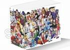 「逆転裁判1~6 BOX&POSTCARD SET」がイーカプコン限定で登場!布施拓郎氏描き下ろしソフト収納専用BOXのデザインが公開