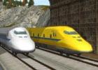 PS4「A列車で行こうExp.」で収録される全国の新幹線のスクリーンショットが公開!
