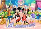 「ディズニー マジックキングダムズ」ログインボーナスがもらえる1周年記念イベントが開催!キーアートも公開
