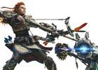 PS4「モンスターハンター:ワールド」と「Horizon Zero Dawn」のコラボレーションが決定!アーロイになりきれる武器や防具が登場