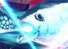 強力な光線を放つ海産物となってあらゆるものを破壊しよう!「Ace of Seafood」が11月9日にPS4向けに配信