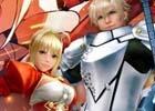 「モンスターハンター フロンティアZ」にて「Fate/EXTELLA」コラボがスタート!新たな遷悠種・嵐龍アマツマガツチも登場