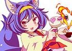"""iOS/Android「フルボッコヒーローズX」×「ノーゲーム・ノーライフ」コラボ後半戦が開始!""""初瀬いの""""が手に入るバトルクエスト登場"""