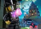 """PS4「LEGOワールド 目指せマスタービルダー」DLC第2弾「モンスターパック」が配信!モンスターやお化けがはびこる""""モンスタータウン""""を探索しよう"""