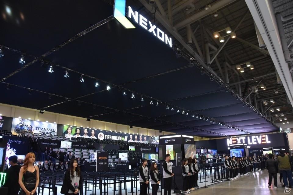 【G-STAR 2017】バラエティに富んだPC・モバイルタイトルを多数出展したNEXONブース