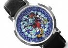 「キングダム ハーツ」ソラのステンドグラスがデザインされた男女兼用の腕時計が登場!12月1日より先行予約受付を開始